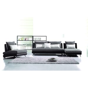 Dione Sectional Collection with Chaise by Ho..