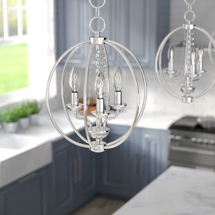 Artus 3-Light Globe Chande..