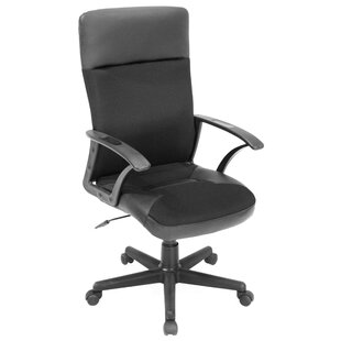 Imperial High-Back Leather Executive Chair by Regency