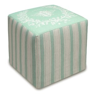Napoleon Bee Cube Ottoman by 123 Creations