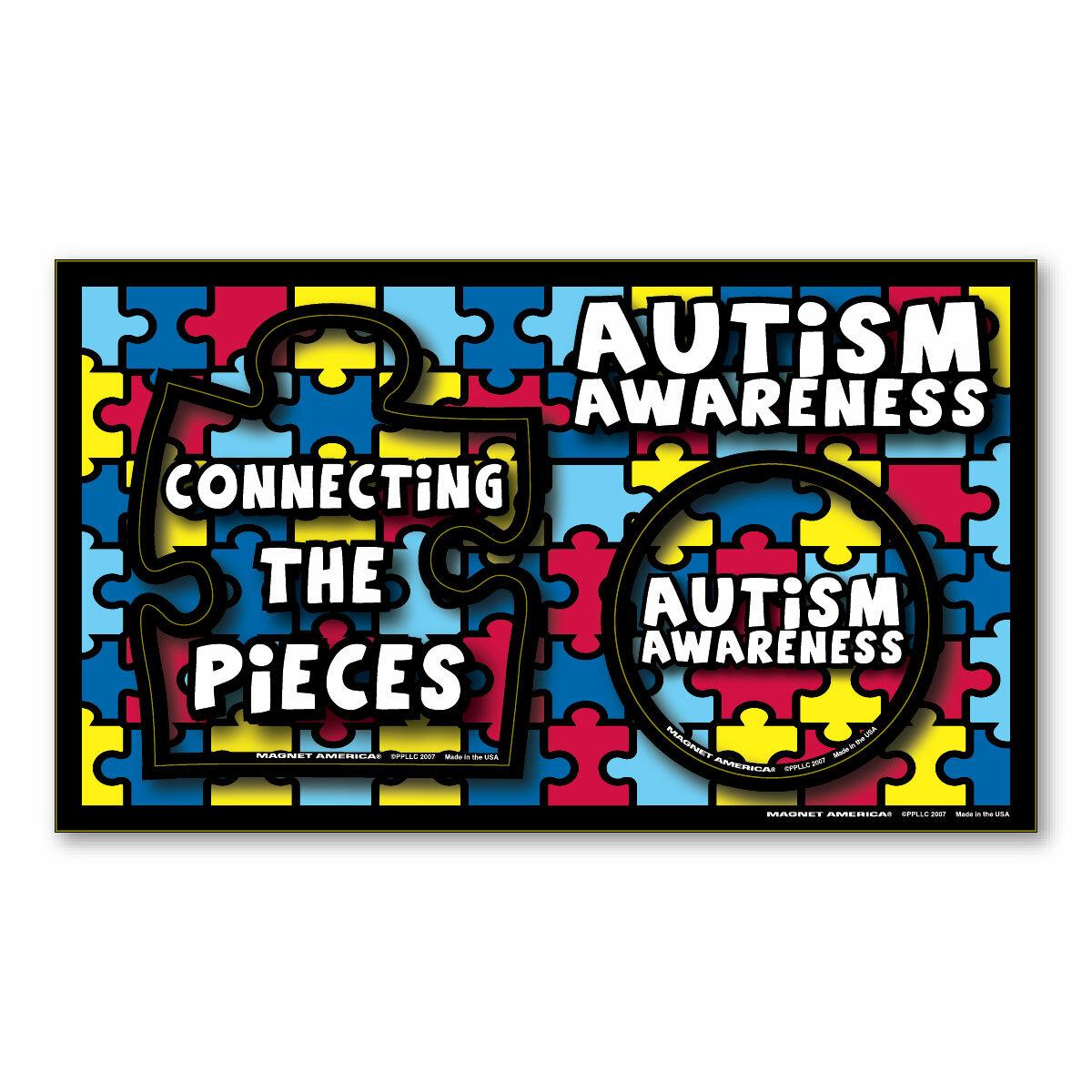 Magnet America Autism Awareness Magnet Picture Frame Wayfair