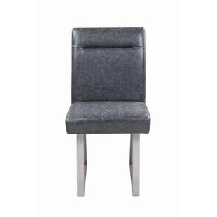 Fernando Upholstered Dining Chair (Set of..