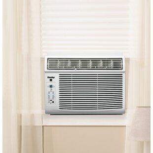 8-000 BTU Energy Star Window Air Conditioner with Remote