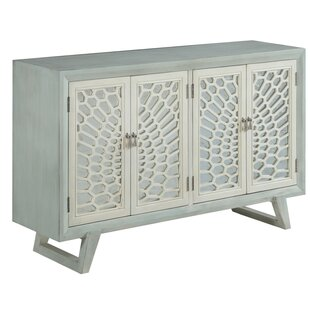 Sroka 4 Door Accent Cabinet