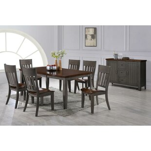 Adalard 8 Piece Dining Set August Grove
