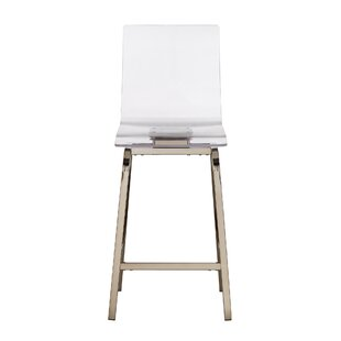 Paramount 24 Swivel Bar Stool (Set of 2)