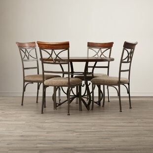 Coan 5 Piece Dining Set by Winston Porter Modern