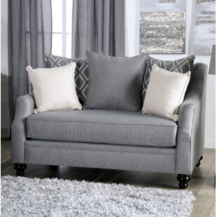 Cao Sloped Loveseat by Darby Home Co