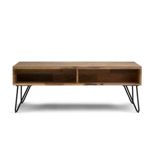 Claudia Coffee Table by Union Rustic
