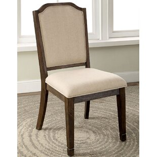 Harris Side Chair (Set of 2) by A&J Homes..