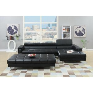 Manhattan Reclining Sectional