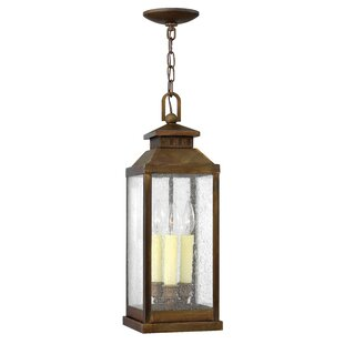 Top Reviews Revere 3-Light Outdoor Hanging Lantern By Hinkley Lighting