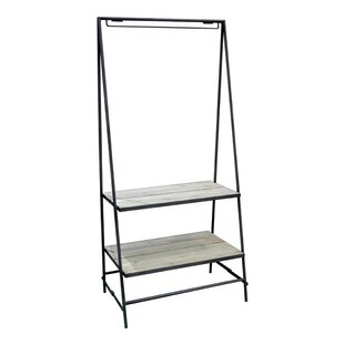 Burkholder Display Ladder Bookcase