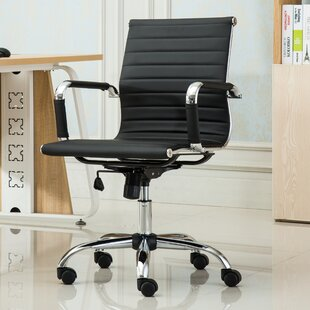 Whitworth Conference Chair by Ebern Designs Best #1