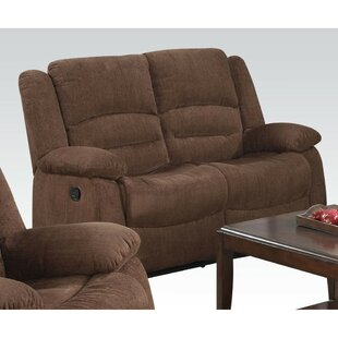 Red Barrel Studio Telauges Motion Reclining Loveseat