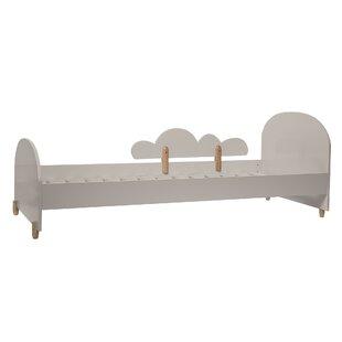 European Single (90 X 200cm) Bed Frame By Bloomingville