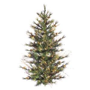 Wall Hanging Christmas Tree half & corner christmas trees you'll love | wayfair
