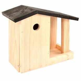 Ralon Hopper Bird Feeder By Brambly Cottage