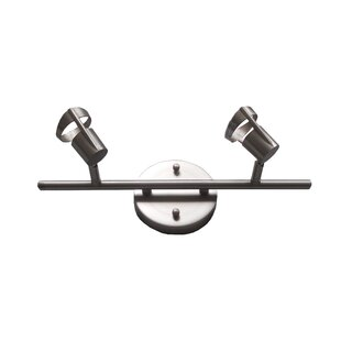 Charles 2-Light Track Kit by Whitfield Lighting