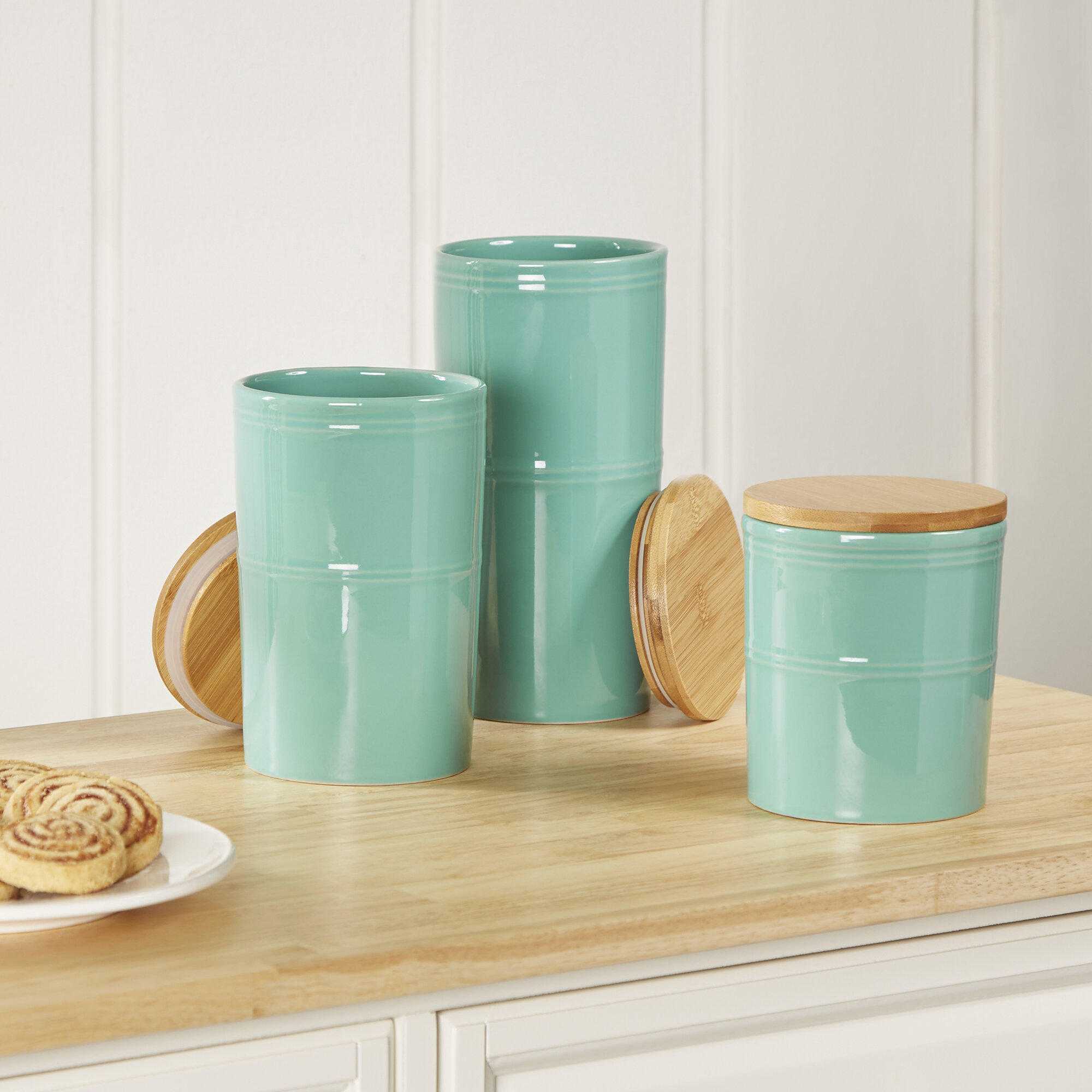 Birch Lane™ Selby Canisters | Birch Lane