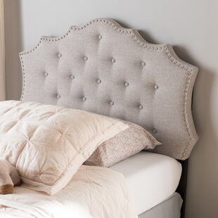 Find the perfect Houghton Upholstered Panel Headboard by Charlton Home