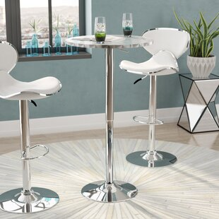 Find Adlai Adjustable Pub Table By Wrought Studio