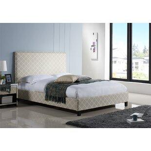 Charlton Home Cincinnati Upholstered Platform Bed