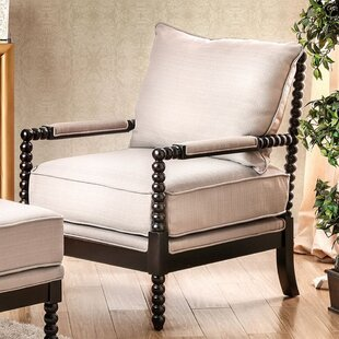 Jeannette Armchair by Charlton Home