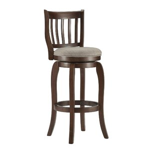 Morgan 29  Swivel Bar Stool  sc 1 st  Wayfair & Bar Height Bar Stools Youu0027ll Love | Wayfair islam-shia.org