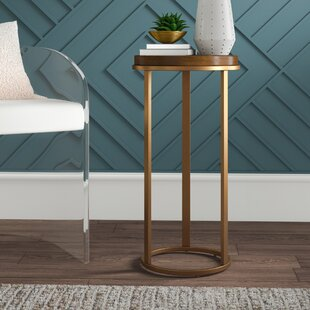 Shoalhaven Pedestal End Table