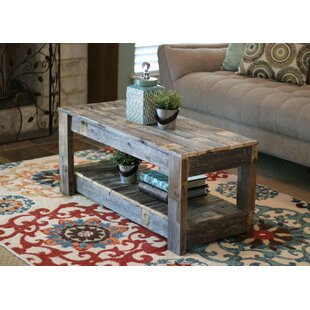 Colon Coffee Table ByMillwood Pines
