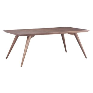 Dante Solid Wood Dining Table