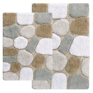 bathroom rug sets. Hempstead 2 Piece Bath Rug Set Sets You ll Love  Wayfair