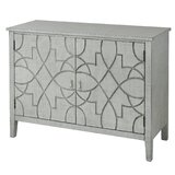 Allon Linen Nightstand by Rosdorf Park