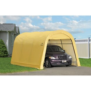 Garage  sc 1 st  Wayfair & Carports Car Shelters u0026 Portable Garages Youu0027ll Love | Wayfair