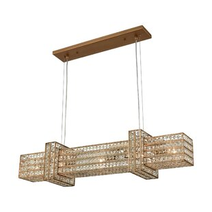Bridgelands 5-Light Kitchen Island Pendant by Willa Arlo Interiors