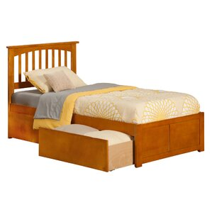 Lenox Storage Platform Bed by Andover Mills