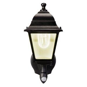 Motion Sensor Outdoor Wall Lighting You\'ll Love   Wayfair