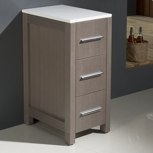 Great Price Torino 12 W x 28.13 H Cabinet By Fresca