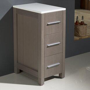 Affordable Price Torino 12 W x 28.13 H Cabinet ByFresca