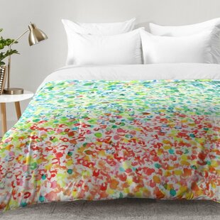 Laura Trevey Cool To Warm Comforter Set by East Urban Home