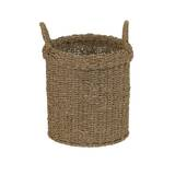Sea Grass Wicker Basket by Bay Isle Home