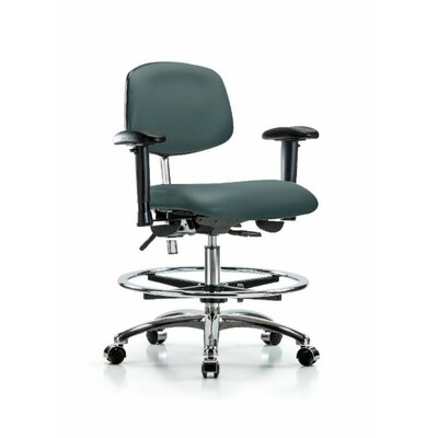 Prime Anouk Ergonomic Drafting Chair Symple Stuff Castersglides Uwap Interior Chair Design Uwaporg