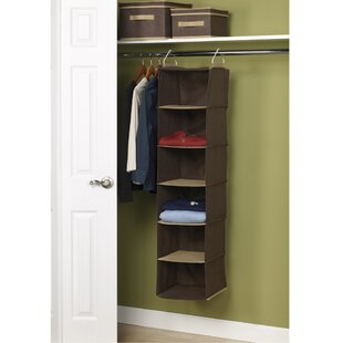Best Reviews 6-Compartment Hanging Shoe Organizer By Household Essentials