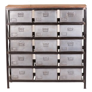 15 Drawers Accent Chest by..