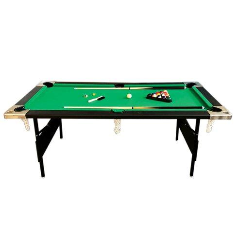 Simba USA Pool Table With Portable Snooker Accessories Wayfair - Hathaway portable pool table