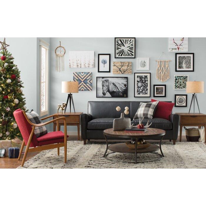 Astounding Foster Leather Sofa Bralicious Painted Fabric Chair Ideas Braliciousco