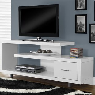 Inexpensive Wesolowski TV Stand for TVs up to 69 by Red Barrel Studio Reviews (2019) & Buyer's Guide
