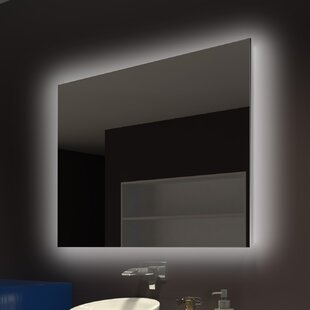 Compare & Buy Moumoune Backlit Bathroom/Vanity Mirror By Everly Quinn