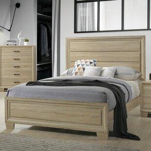 Brayden Studio Zeitler Panel Bed